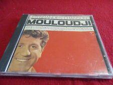 """CD """"LES GRANDES CHANSONS DE MOULOUDJI"""" best of"""