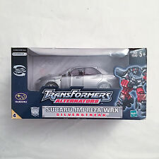 Hasbro Transformers Alternators - Subaru Impreza WRX SILVERSTREAK, 2003