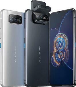 "Asus ZenFone 8 Flip ZS672KS Dual SIM 8/256GB 6.67"" Snapdragon 888 Phone By Fedex"