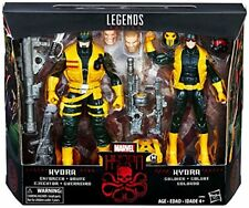Marvel 'Legends Series' 6 inch Action Figure - HYDRA SOLDIERS 2 Pack