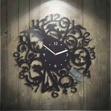 Dinosaur Vinyl Wall Clock Birthday Gift For Boy Xmas Gift For Kids