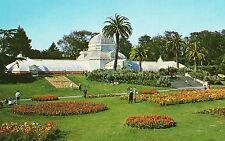 "San Francisco Postcard - ""Conservatory"" | Mirro-Krome/HS Crocker"