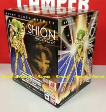 Bandai 2014 Saint Seiya Cloth Myth EX Gold Aries Holly War Shion Action Figure