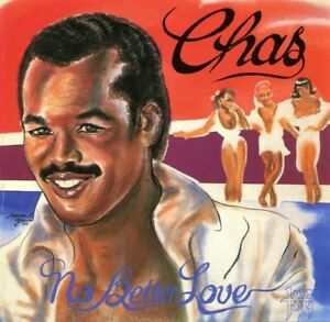 CD album Boogie - Funk  CHAS no better love 1985  SEALED