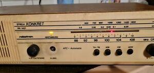 altes DDR Radio Robotron Strela Konkret RR 1401 RFT, Sammler.