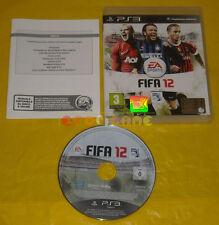 FIFA 12 Ps3 Versione Ufficiale Italiana 1ª Edizione »»»»» COMPLETO