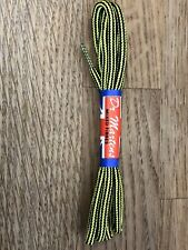 Dr Martens Shoe laces  60cm Made In England Black/yellow Wasp