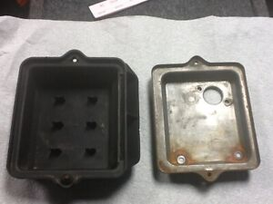 BRIGGS & STRATTON 5Hp 494279 Air Filter Assembly Horizontal Shaft Engine OEM #1