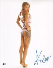 Anastasia Yankova Signed 11x14 Photo BAS COA Bellator MMA Picture Autograph 4