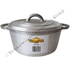 Village de fierté en aluminium coulé Dutch Pot - 24 cm