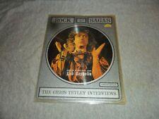 P/ picture disc/ Vintage Led Zeppelin 1989 UK  The Chris Tetley Interviews