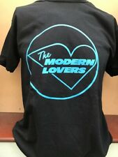 THE MODERN LOVERS PUNK T SHIRT JONATHAN RICHMAN ROAD RUNNER