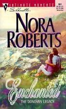 Enchanted The Donovan Legacy Nora Roberts (1999, Paperback)