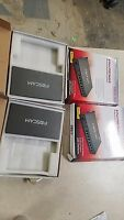 X4 Foscam Distributed 8-Port 10/100 Mbps POE Switch with 4 POE ports- NO CORDS!!