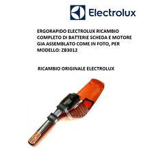 RICAMBIO COMPLETO MOTORE + BATTERIE ASPIRAPOLVERE ERGORAPIDO ELECTROLUX ZB3012