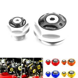 Motorcycle CNC Engine Timing Plug Cap Bolt Cover For Honda Grom MSX125 2013-2019