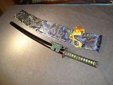 "Y134 Japanese sword wakizashi in mountings ""Norinaga"""