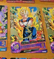 DRAGON BALL Z SUPER DBZ DBS HEROES CARD HOLO CARTE HGD3-43 RARE JAPAN **