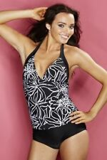 Women's Halterneck Swimwear Tankini Sets