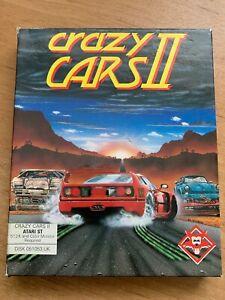 Crazy Cars  II - Atari ST - Tested