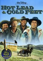 Hot Lead and Cold Feet [New DVD]