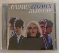 BLONDIE ~ The Very Best Of Blondie Atomic / Atomix ~ LTD ED 2 x CD ALBUM