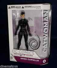 BATMAN DC Comics Designer Selina Kyle as CATWOMAN by Greg Capullo Action Figure