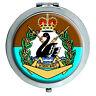 Real Occidental Australia Regimiento (Australiano Ejército) Espejo Compacto