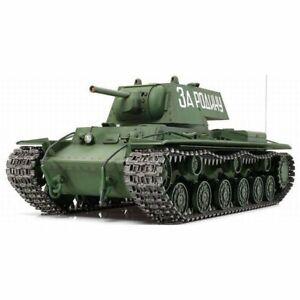 Tamiya 56027 SOVIET Heavy Tank KV-1 1/16 R/C Full Op. Complete Assembly Kit New