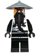 LEGO 70725 - NINJAGO - Evil Sensei Wu - Mini Fig / Mini Figure