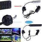 Flexible 24/48 LEDs Aquarium Fish Tank LED Clip Light 30-60CM Fish Tank