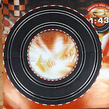 61603 Carrera Go!!! 4 x Kurve 1/90° Schienen 1:43 Streckenteile Ausbau Set