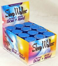 Sleep Walker Capsules 12 Bottles Focus & Mood Optimizer Sleepwalker 240 Pills