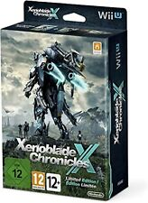 Xenoblade Chronicles X Limited Edition Nintendo WII U Video Game UK Compatible