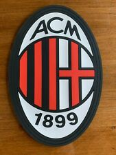 AC Milan BRAND NEW Rubber/Silicone Club Crest Mousepad Soccer Football Italy