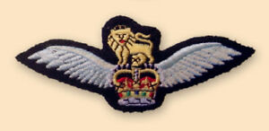 NEW Helicopter Pilots Wings colour. Army Air Corps RAF
