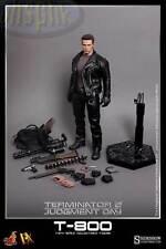未來戰士Hot Toys DX10 Terminator 2 T2 Judgment Day 1/6 T800 Arnold Schwarzenegger