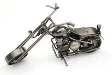 Metal Model Motorbike - Chopper Bike