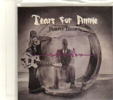 (DR978) Tears For Annie, Purple Heart - 2013 DJ CD