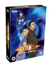 Doctor Who DVD Boxset - THE COMPLETE SECOND SERIES (david tennent)
