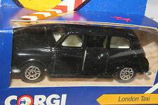 Corgi Jr, #J17 London Taxi,  Mint Boxed