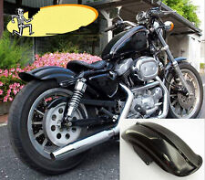 Rear Mudguard Fender For Harley Sportster Solo Bobber Chopper Cafe Racer JX