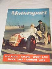 Motorsport (USA) Magazine May 1951 Vol 2 - No 5