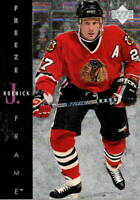 1995-96 UPPER DECK FREEZE FRAME #F6 JEREMY ROENICK