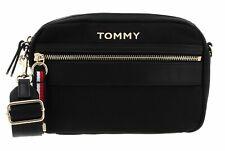 Tommy Hilfiger nylon crossover Bag bandolera bolso negro Black