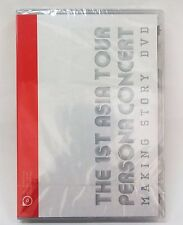 SS501 The 1st Asia Tour Persona Concert Marking Story DVD (2-Disc)