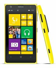 UNLOCKED Nokia Lumia 1020 - 32GB - Matte Black (AT&T) Smartphone - Windows OS