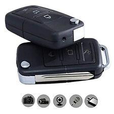Mini Espía Coche Llave Movimiento DV Detección Cámara Oculto Web GRABADORA USB