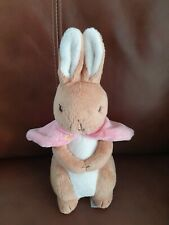 "Beatrix Potter .. M/S  .. Flopsy .. 10""  Soft Toy .. Vgc"