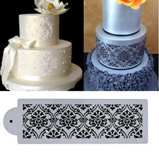 1pc Lace Mould Fondant Cake Tools Cupcake Mold Border Sugar Paste Baking Tool